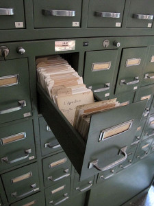 Files, files, and more files!